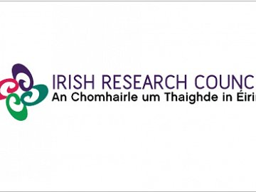 Irish Research Council New Horizons Research Project Scheme 2016 Interdisciplinary Strand Award (IDR)